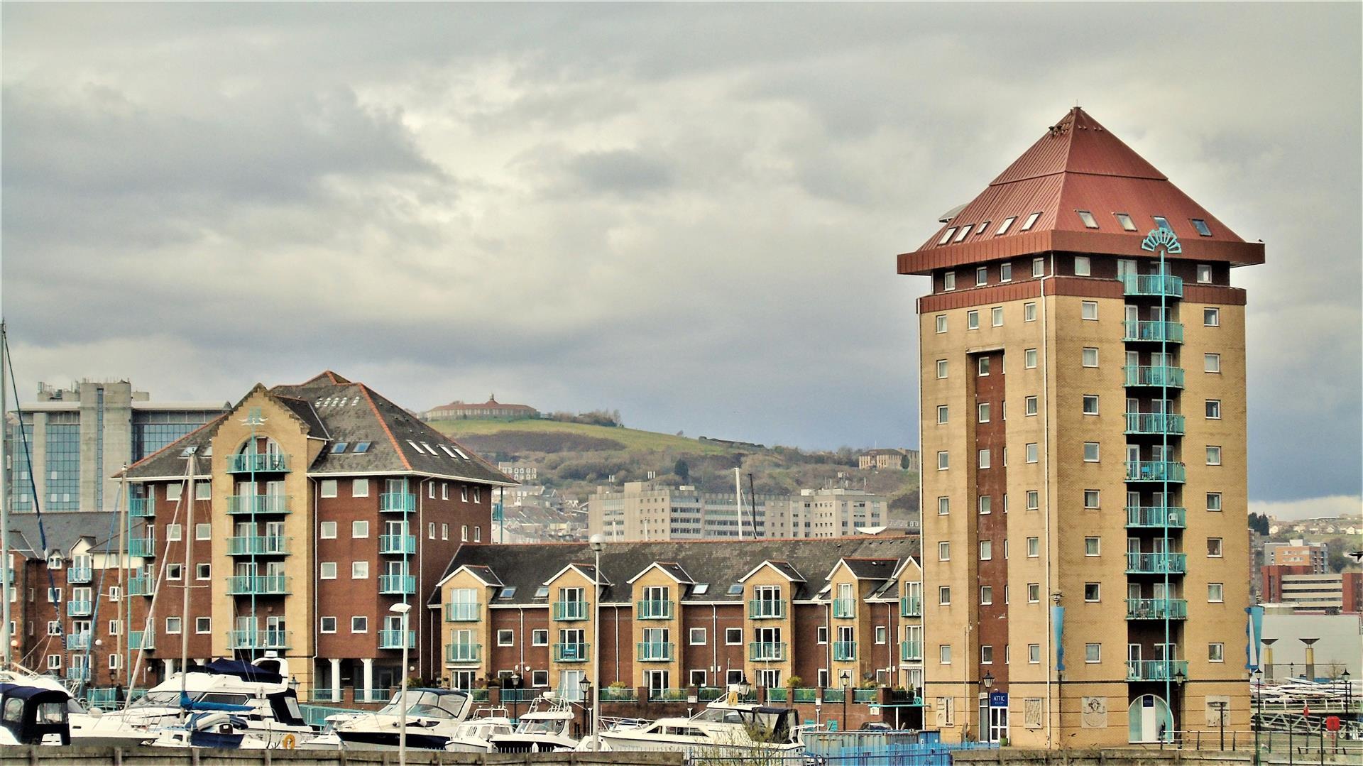 Pocketts Wharf, Marina, Swansea, SA1 3XL
